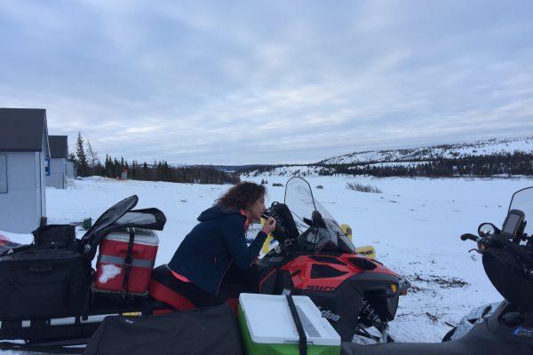 """Séjour Motoneige de 3 jours: """"L'Écrin de neige"""" Québec & Charlevoix"""