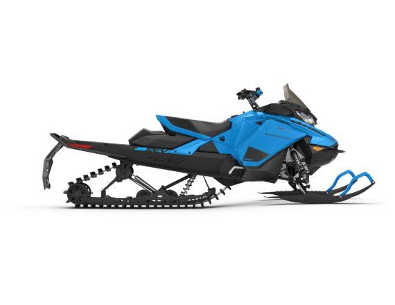skidoo backcountry 850cc Etec