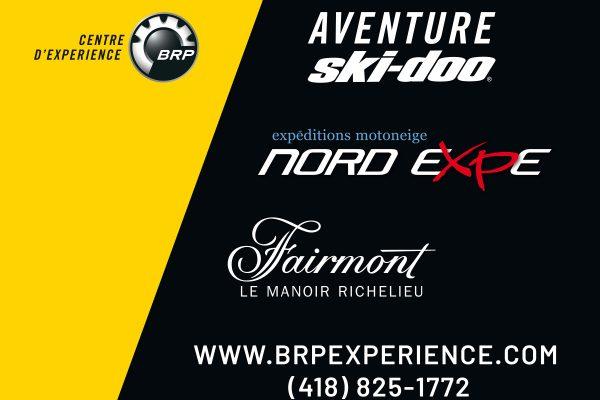 Expérience en skidoo depuis Fairmont le Manoir Richelieu à La Malbaie en Charlevoix